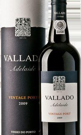 Quinta Do Vallado Adelaide Vintage Port 2009